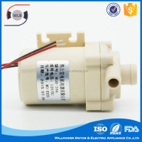 OEM service water circulation pump / submersible water pumps / Dc brushless motor pump