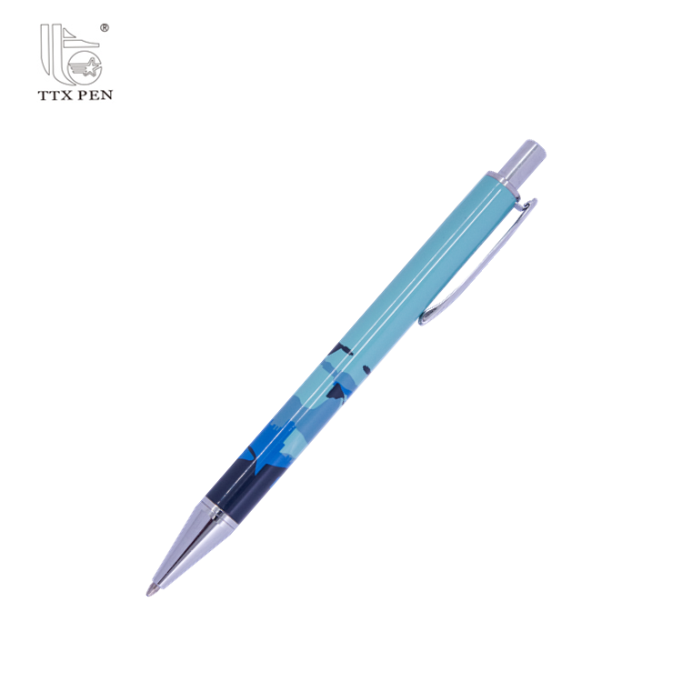 Factory Direct Wholesale Custom Logo Metal Pen With Custom printed Pens