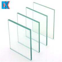 3mm thick high strength clear ultra thin tempered glass
