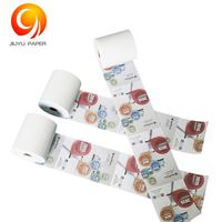 Best price 57mm lottery ticket thermal paper 80*80mm custom receipt cash register paper roll with high quality