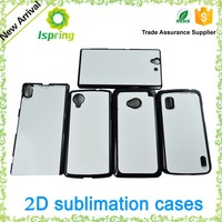 Directly Factory Hot Selling Sublimation Blank Phone Case for 3D heat vacuum machine