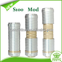 2014 best e-cigarette mechanical mod,KSD S100 e-cigarette mod