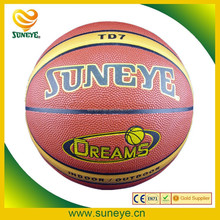 Best Price PVC Leather Laminated Basketball
