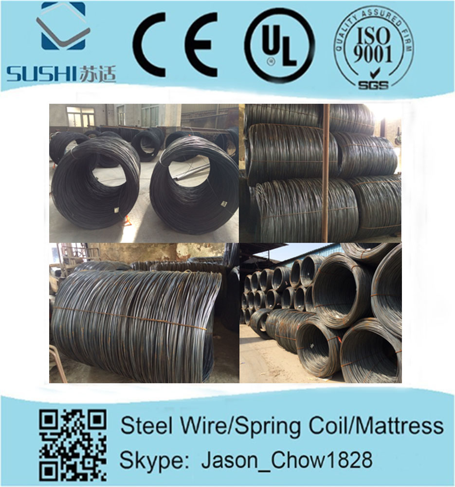 High tensile cheap price steel wire rod coil high strength ec grade aluminium wire rod