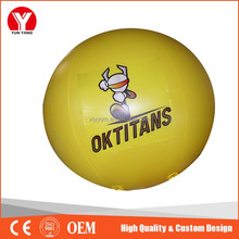 2016 Simple Big Colourful Inflatable Balloon for Sale, Logo Custom Design