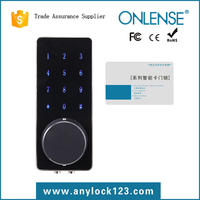 rfid card electronic digital door lock