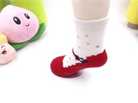 custom cartoon children girl tube socks