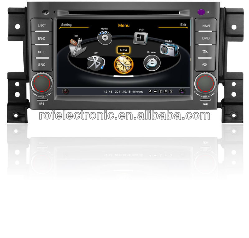 special CAR DVD gps 3G WIFI for Suzuki Grand Vitara