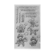 Michaels Factory Audit free sample transparent cheap sale A6 awesome clear stamp for bulk