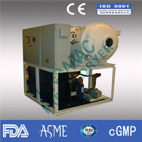 100KG capacity Lab type food lyophilizer freeze dryer for food , fruit, milk, juice