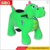GM5981 Hottest Electric Stuffed Walking Animal Ride On Toy For Mall,outdoor animal rides party kids for 3 kids
