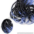 Blue Shappier, Mulit Shappier, Shappier Beads, Gemstone, Loose Gemstone Beads