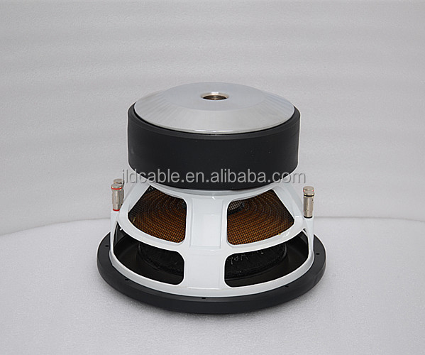 with 3 inch -4 layers high temp voice coil 2016 Made in China subwoofer for Cars with RMS 3000 car subwoofer