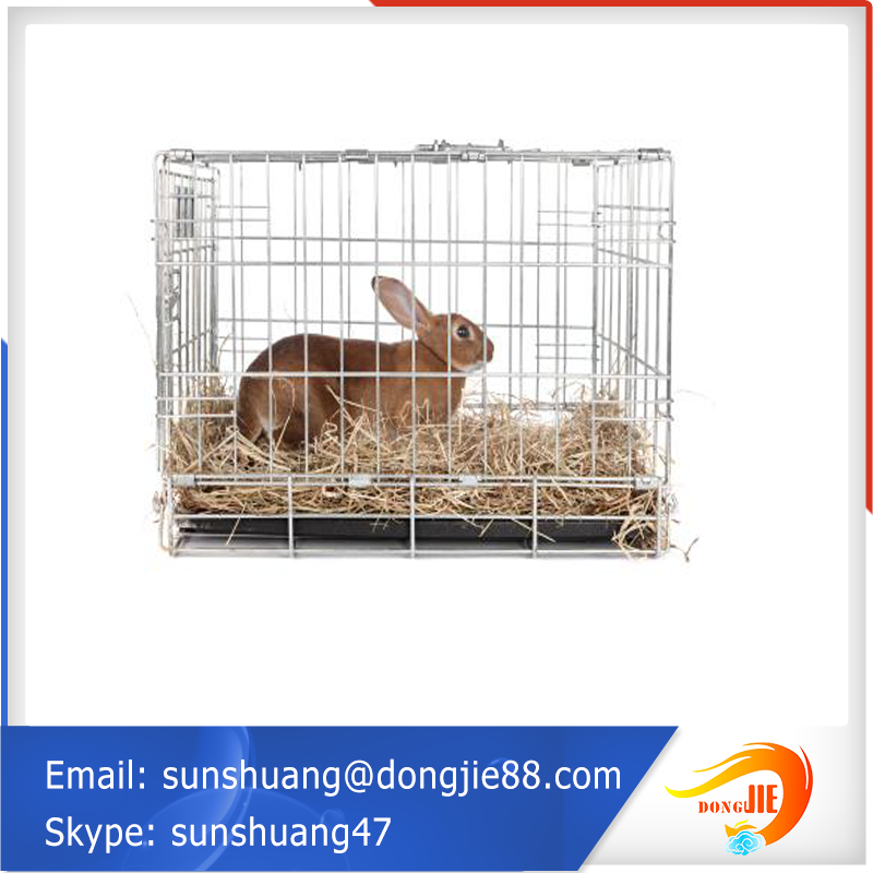 new arrival top sales dog cage 71x43x40cm Rabbit cage