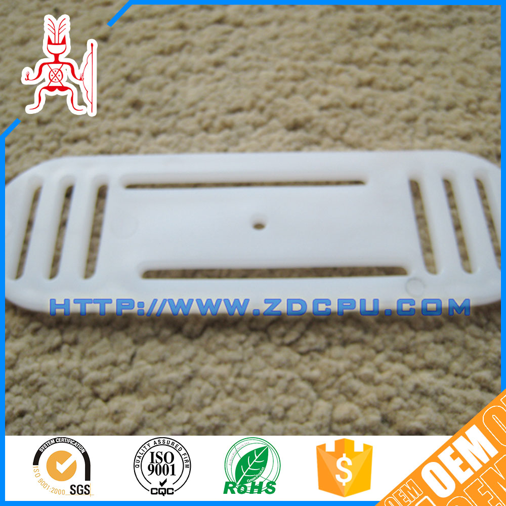 High precision customized anti-chemical ptfe envelope gasket for sealing