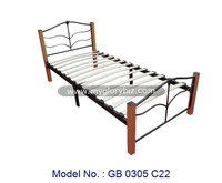 Low Price Metal Bed In Size Both Single And Double, modern bedroom furniture, latest metal bed designs, adult bunk bed in metal