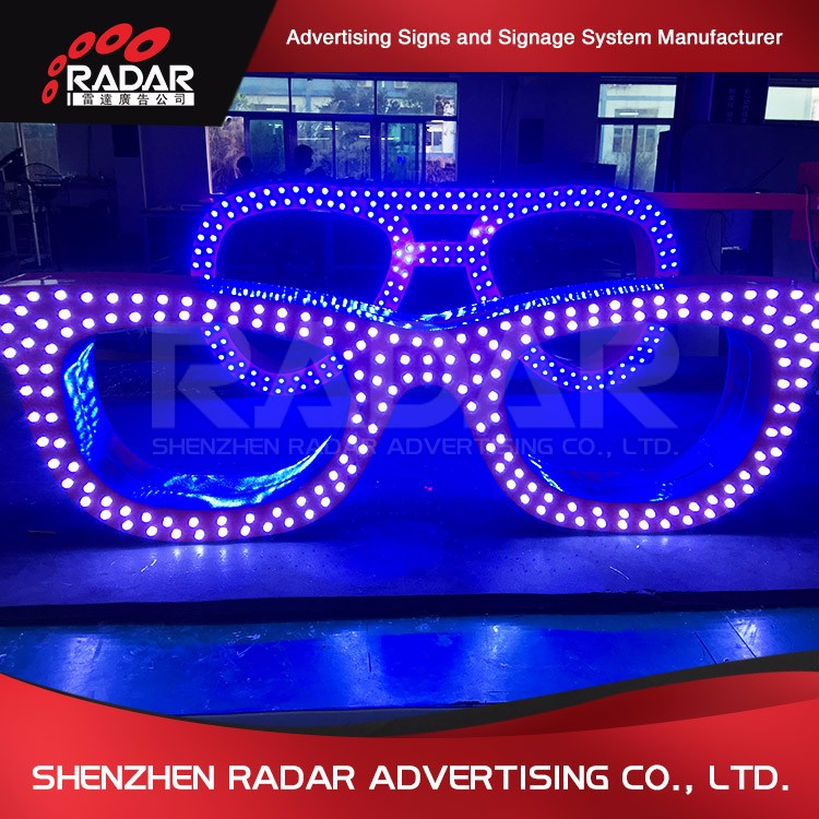 Chinese Manufacture OEM led shop sign for Advertising Light Boxes