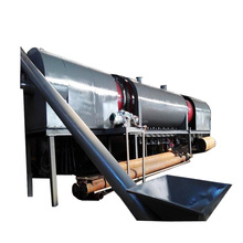 Stable function continuous charcoal kiln for bamboo/machine to make charcoal/portable charcoal outdoor oven oven