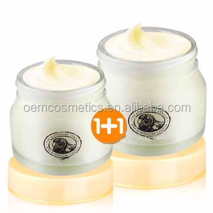 Lanolin Oil Cream with Vitamin E - Super Moisturizing Face Cream