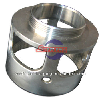 OEM precision casting and CNC machining part