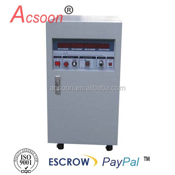 8kw converter 220v to 380v 3 phase frequency converter