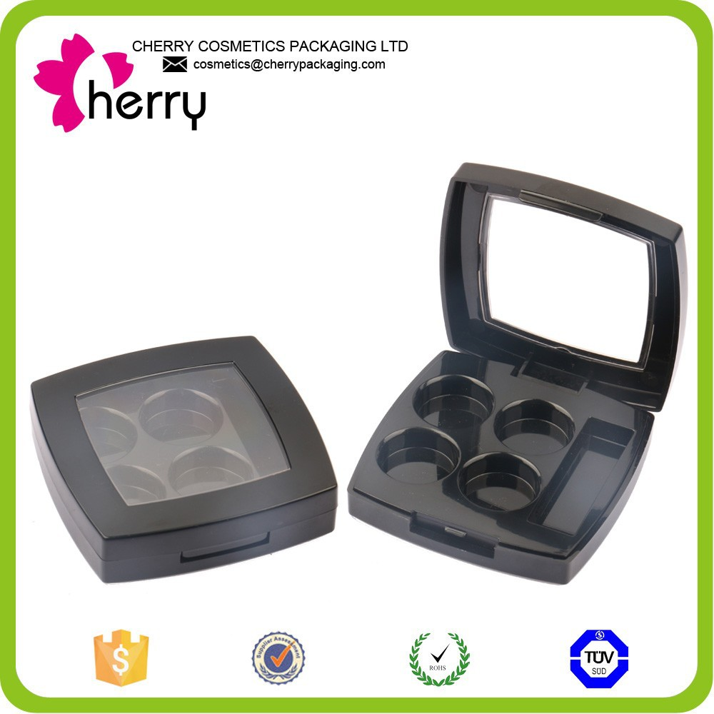 CPC-033 compact make up container makeup container/compact powder case/cosmetic packaging