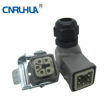whole sales heavy duty power cable industrial connector