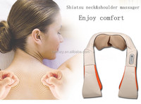 Customized design electronic neck shoulder massager pad