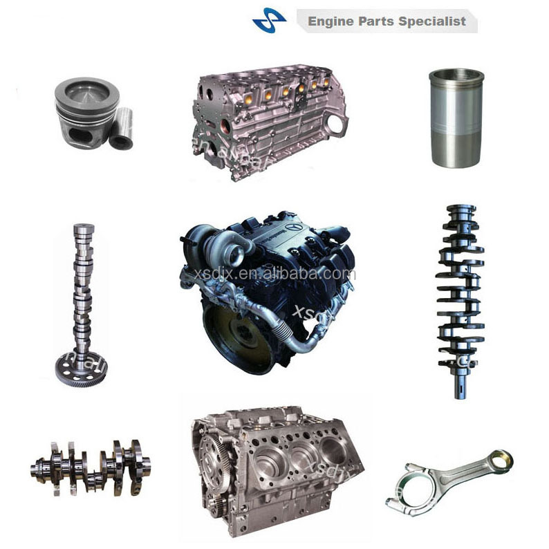 Excellent truck parts engine spares for Mercedes, MAN