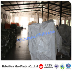 PP jumbo bag for 1.5 ton bulk containercorner loops bags for wheat flour
