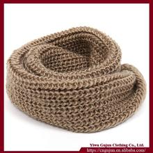 2017 New product lady scarf winter knitted thick wool scarves