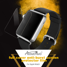 Wholesale High Quality Anti Scratch Clear Soft HD Screen Protector Film For Apple watch