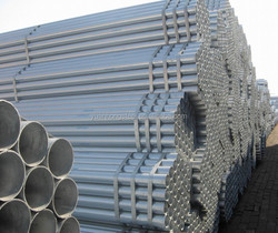 green house structure hot dip galvanized steel pipe and pre galvanized pipe