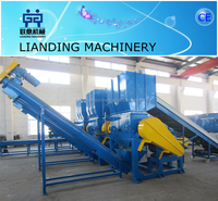 New style film crusher for recycling material
