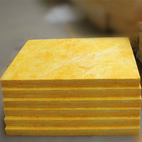 High Quality Building insulation soundproof materails Glass Wool board (Alibaba China Supplier)