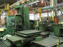 TOS Horizontal Boring Mill