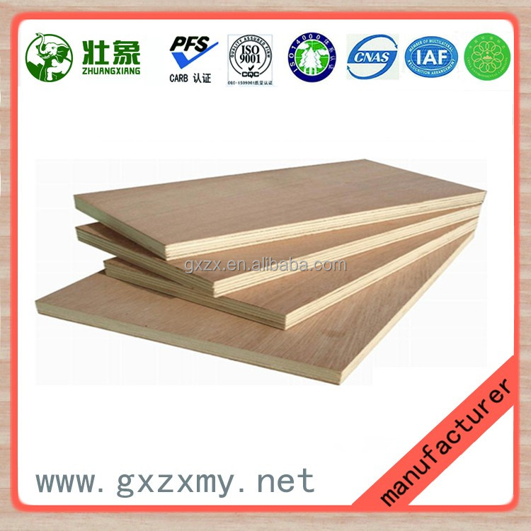 Wholesale wood board red peach plywood prices