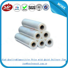 Transparent Soft Packaging PE Plastic Stretch Film