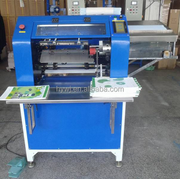 Plastic Spiral Coil Binding Machines For Notebook