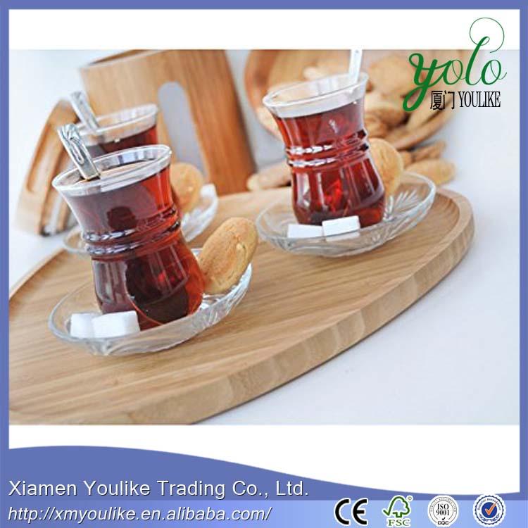 Bamboo Tea, Coffee,Snack Serving Triangle Tray 5.jpg
