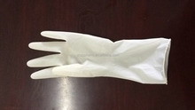 Disposable Medical Latex Exam Gloves with Powder or Powder free