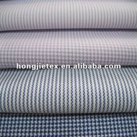 100% cotton 60/2*60/2 yarn dyed shirting fabric Made in China