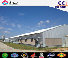 XGZ chicken egg poultry farm/Steel structure poultry farm, chicken house
