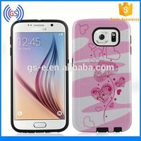 Lovely 3D Design Pc Water Transfer Printing Case For Zte Open Ii
