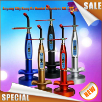 High Quality Aluminium Shell Dental LED Curing Light Lamp