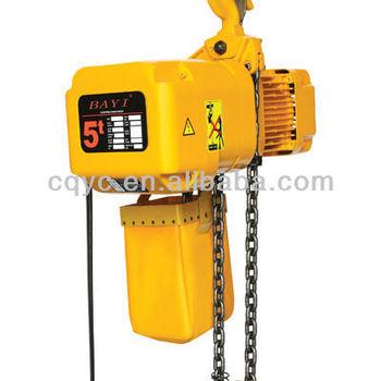 Hbysk 5t 220v 440v tower crane hoist motor hoist crane 5 for Motors used in cranes