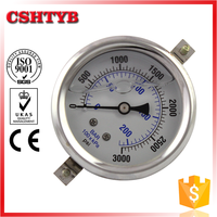 Best sales clamp mounting diaphragm pressure gauge