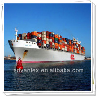cargo vessels to Chennai from china