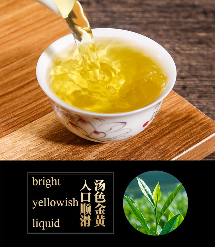 Hot sale good taste best oolong tea new plucked great aroma Fujian oolong tea Tieguanyin/TieKuanyin lose weight tea