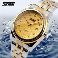 Man Watch Japanese Free Online,Fashion Japan Movt Quartz Watch Stainless Steel Back,Gold Stainless steel Vogue Watch